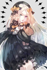 Rating: Safe Score: 23 Tags: abigail_williams_(fate/grand_order) dress fate/grand_order heterochromia ratcy_(ansuta_rm) User: Mr_GT