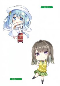 Rating: Questionable Score: 12 Tags: melonbooks suimya takehana_note User: abcdefh