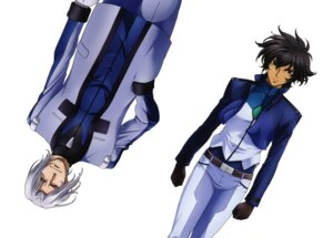 Rating: Safe Score: 6 Tags: chiba_michinori descartes_shaman gundam gundam_00 male setsuna_f_seiei User: Radioactive