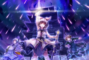 Rating: Safe Score: 17 Tags: dabadhi mononobe_no_futo soga_no_tojiko touhou toyosatomimi_no_miko User: Radioactive