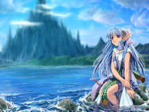 Rating: Safe Score: 18 Tags: dress elf moonknives olha pointy_ears wallpaper wet ys ys_vi User: Feito