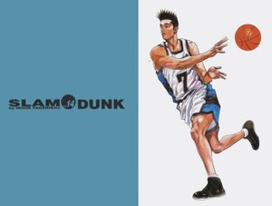 Rating: Safe Score: 2 Tags: male slam_dunk User: 落油Я