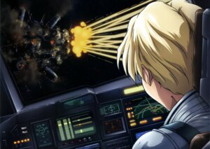 Rating: Safe Score: 5 Tags: gundam gundam_wing male quatre_raberba_winner User: drop