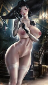 Rating: Explicit Score: 49 Tags: alcina_dimitrescu lexaiduer naked nipples pussy resident_evil resident_evil_village thighhighs uncensored User: Werewolverine4