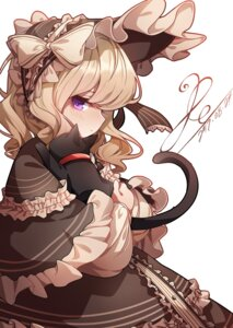 Rating: Safe Score: 38 Tags: gothic_lolita lolita_fashion neko rukousou_no_hana User: Mr_GT