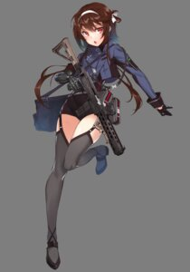Rating: Safe Score: 70 Tags: girls_frontline gun heels nightmaremk2 stockings thighhighs transparent_png uniform User: WtfCakes