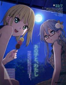 Rating: Safe Score: 19 Tags: 22/7 dress horiguchi_yukiko maruyama_akane megane saitou_nicole User: drop