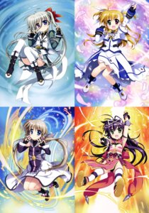 Rating: Questionable Score: 40 Tags: asian_clothes corona_timir einhart_stratos fujima_takuya heterochromia mahou_shoujo_lyrical_nanoha mahou_shoujo_lyrical_nanoha_vivid pantsu rio_wezley thighhighs uniform vivio User: drop