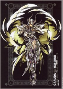 Rating: Safe Score: 8 Tags: future_studio garuda_aiacos male saint_seiya User: Radioactive