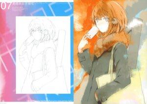 Rating: Safe Score: 26 Tags: fuyuno_haruaki sketch techno_fuyuno User: midzki