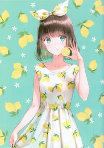 Rating: Safe Score: 30 Tags: dress hiten hitenkei possible_duplicate summer_dress tagme User: Radioactive