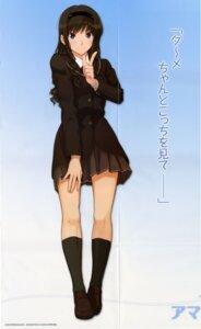 Rating: Safe Score: 34 Tags: amagami crease morishima_haruka screening seifuku takayama_kisai User: Prishe