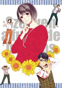 Rating: Safe Score: 4 Tags: megane sakurapanda0908 sweater User: mash