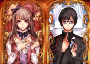 Rating: Questionable Score: 10 Tags: megane tcb trap User: 麻里子