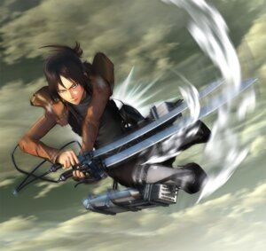 Rating: Safe Score: 9 Tags: cg shingeki_no_kyojin sword ymir User: Radioactive