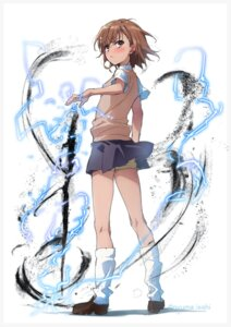 Rating: Safe Score: 44 Tags: heels misaka_mikoto seifuku skirt_lift sweater sword tagme to_aru_kagaku_no_railgun to_aru_majutsu_no_index User: Radioactive