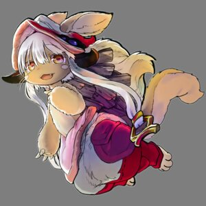 Rating: Safe Score: 27 Tags: animal_ears made_in_abyss nanachi transparent_png tsukushi_akihito User: fsh5678