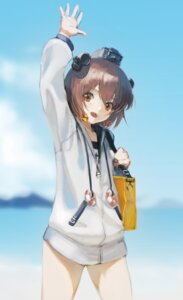 Rating: Questionable Score: 14 Tags: gym_uniform hara_shoutarou kantai_collection school_swimsuit swimsuits yukikaze_(kancolle) User: Dreista