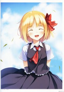 Rating: Safe Score: 22 Tags: gekidoku_shoujo ke-ta rumia touhou User: red_destiny