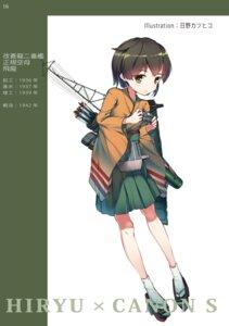 Rating: Safe Score: 26 Tags: hino_katsuhiko hiryuu_(kancolle) japanese_clothes kantai_collection User: Mr_GT
