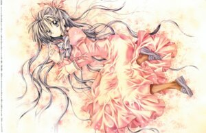 Rating: Safe Score: 4 Tags: dress gin'yuu_meika pantyhose seifuku serizawa_kanon tanemura_arina User: Radioactive
