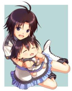 Rating: Safe Score: 18 Tags: kikuchi_makoto makochi nekopuchi puchimasu! the_idolm@ster User: dyj