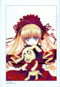 Rating: Safe Score: 22 Tags: cradle kunkun kuroya_shinobu lolita_fashion rozen_maiden shinku User: fireattack