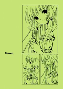 Rating: Safe Score: 9 Tags: chii chobits clamp fixed monochrome User: MosquitoJack