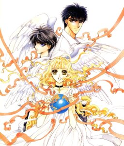 Rating: Safe Score: 2 Tags: clamp monou_fuuma monou_kotori shirou_kamui x User: Share