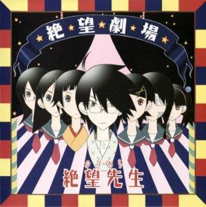 Rating: Safe Score: 4 Tags: fujiyoshi_harumi fuura_kafuka itoshiki_nozomu kitsu_chiri kobushi_abiru otonashi_meru sayonara_zetsubou_sensei tsunetsuki_matoi User: Radioactive