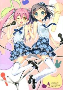 Rating: Safe Score: 99 Tags: emanuela_pollarola hentai_ouji_to_warawanai_neko kantoku thighhighs tsutsukakushi_tsukiko User: Twinsenzw