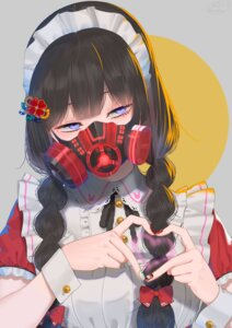 Rating: Safe Score: 12 Tags: maid nijisanji rushian tagme tsukino_mito User: Dreista