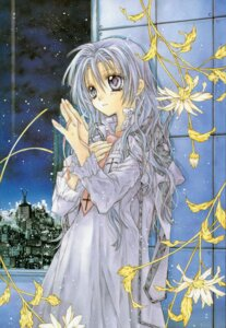 Rating: Safe Score: 6 Tags: amamiya_ushio dress shinshi_doumei_cross tanemura_arina User: syaoran-kun