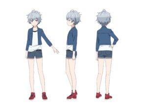Rating: Safe Score: 9 Tags: character_design mitsurugi_makoto sora_to_umi_no_aida User: saemonnokami