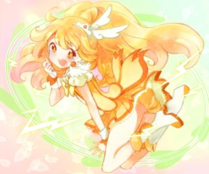Rating: Safe Score: 14 Tags: kise_yayoi pretty_cure smile_precure! yuzupon User: Nekotsúh