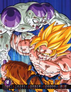 Rating: Safe Score: 6 Tags: calendar dragon_ball freeza male son_goku User: Radioactive