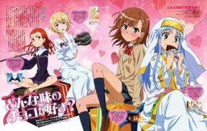 Rating: Safe Score: 25 Tags: agnese anieze_sanctis index misaka_mikoto nun orsola_aquinas seifuku tamura_kazuhiko to_aru_majutsu_no_index valentine User: SubaruSumeragi