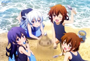 Rating: Questionable Score: 87 Tags: akatsuki_(kancolle) hibiki_(kancolle) ikazuchi_(kancolle) inazuma_(kancolle) kantai_collection moroishi_kouta school_swimsuit swimsuits wet User: drop