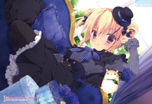 Rating: Safe Score: 72 Tags: digital_version dress gothic_lolita hoshigaoka_ciel lolita_fashion miyasaka_miyu User: Twinsenzw