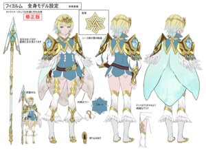 Rating: Safe Score: 14 Tags: armor character_design dress fire_emblem fire_emblem_heroes maeshima_shigeki tagme thighhighs weapon User: Radioactive