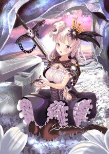Rating: Safe Score: 10 Tags: pantyhose skirt_lift sword wander00317 User: Dreista