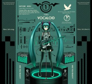 Rating: Safe Score: 12 Tags: gia guitar hatsune_miku thighhighs vocaloid User: EternalToXicity16