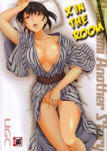 Rating: Explicit Score: 19 Tags: amagami areola cleavage no_bra nopan pussy_juice robe sasaki_akira tsukahara_hibiki User: Radioactive