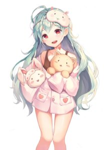 Rating: Safe Score: 48 Tags: meliyannn pajama undressing User: BattlequeenYume