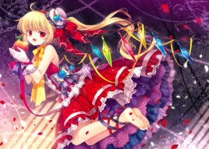 Rating: Safe Score: 29 Tags: capura.l dress flandre_scarlet gothic_lolita lolita_fashion touhou wings User: 椎名深夏