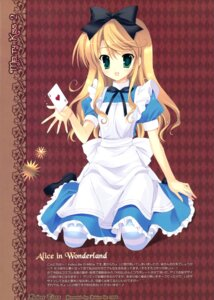 Rating: Safe Score: 28 Tags: alice alice_in_wonderland indico_lite mitha User: admin2
