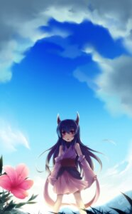 Rating: Safe Score: 11 Tags: horns japanese_clothes kazakura naga ryuujin_naga User: charunetra