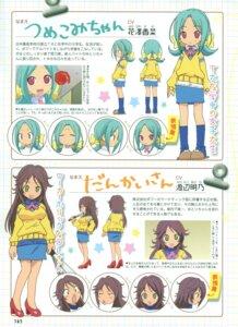Rating: Safe Score: 4 Tags: character_design dankain_reiko nishio_kouhaku profile_page seifuku tsumekomi_shiori yutori-chan User: crim