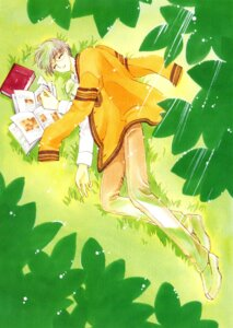 Rating: Safe Score: 4 Tags: card_captor_sakura clamp male tsukishiro_yukito User: Share