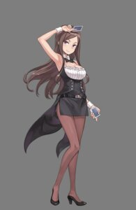 Rating: Safe Score: 37 Tags: cleavage dorothy_(princess_principal) heels pantyhose princess_principal tagme transparent_png User: NotRadioactiveHonest